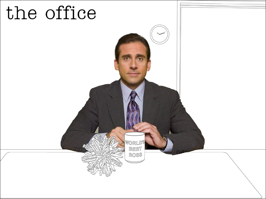 The Office Jim Halpert Wallpaper
