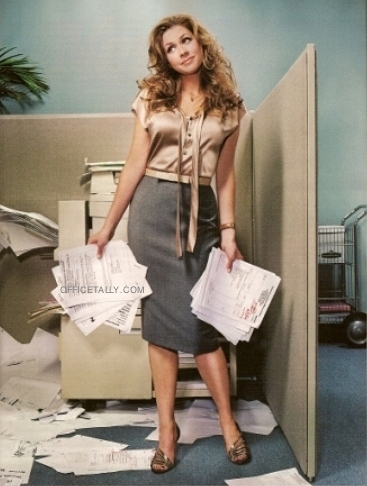 Jenna Fischer Entertainment Weekly