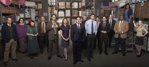 The Office Cast Photo 2009