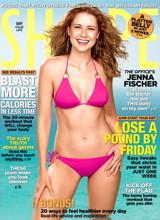 Jenna Fischer bikini Shape