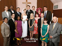 The Office Wedding Wallpaper