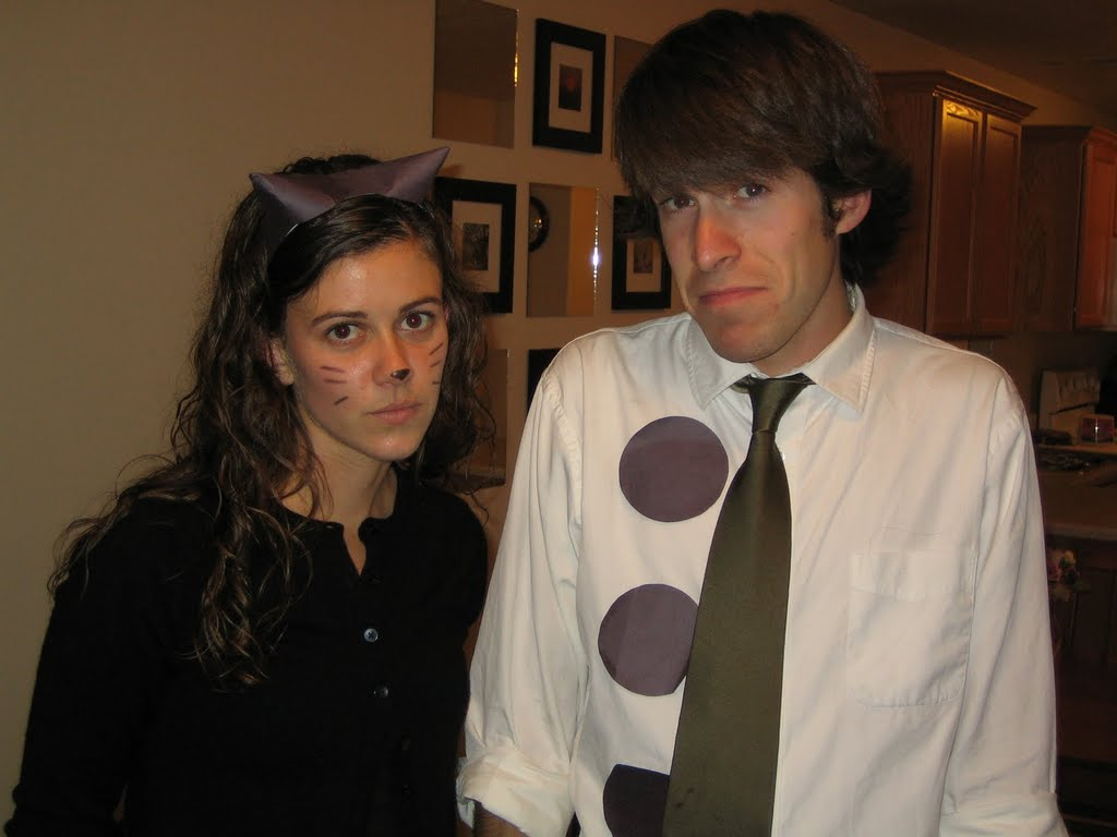 Jim and Pam from the office couples Halloween costume | Halloween ...