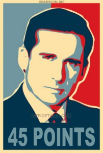 michael-scott-for-president-45-points
