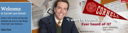Andy Bernard Cornell University