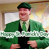 The Office St. Patrick's Day