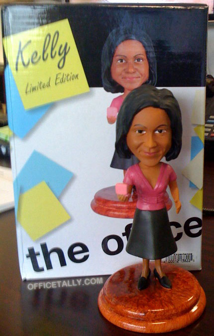 The Office Kelly Bobblehead