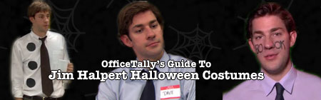 Jim Halpert Halloween Costumes