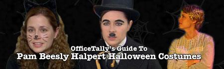 The Office: Pam Beesly Halpert Halloween Costumes