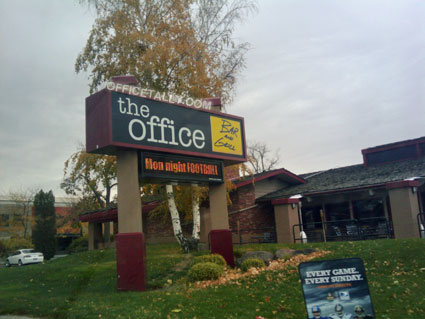 The Office Bar and Grill Boise