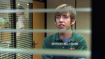 The Office Kevin McHale Glee