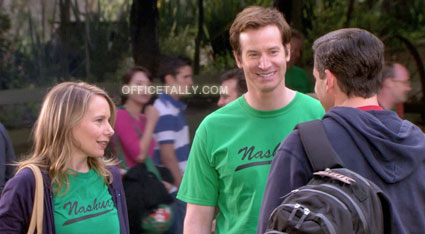 The Office A.J. Rob Huebel