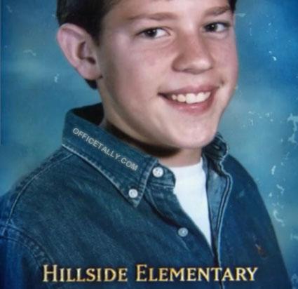 Jim Halpert Hillside Elementary