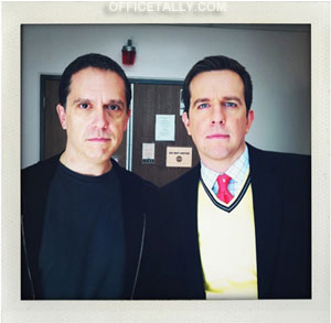 Ed Helms Lee Unkrich Lookalike