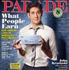 John Krasinski Parade Magazine