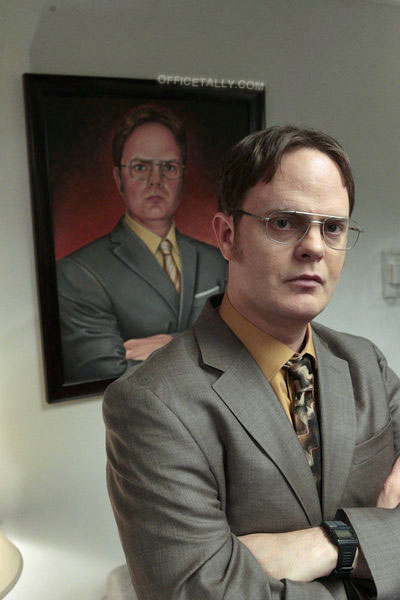 The Office: Dwight K. Schrute, (Acting) Manager