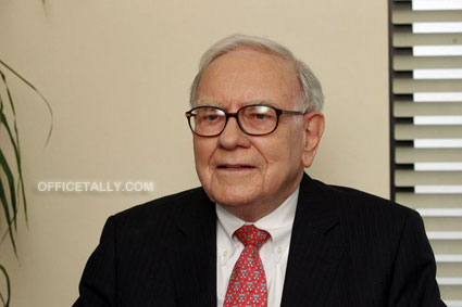 The Office: Search Committee with Warren Buffett