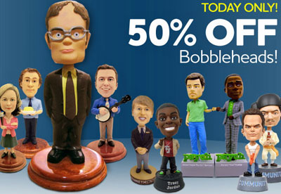 Bobblehead Sale