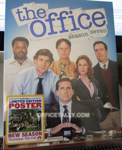 The Office Season 7 Dvd