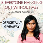 Mindy Kaling Is Everyone Hanging Out Without Me?