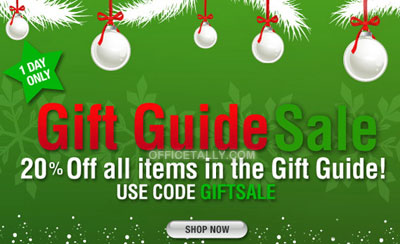 Gift Guide Sale