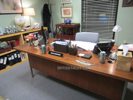 Nellie's office