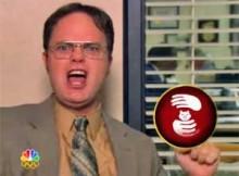 Dwight Schrute Centathlon Olympics