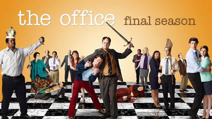 The Office Season 9 poster