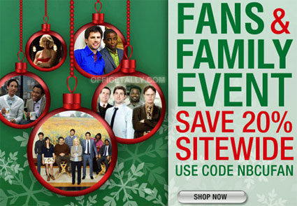 Friends & Family Sale 20