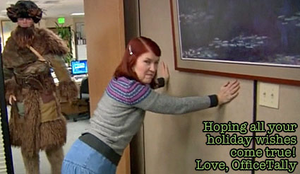 Happy Holidays from OfficeTally