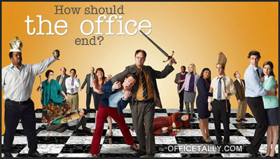 How should The Office end?