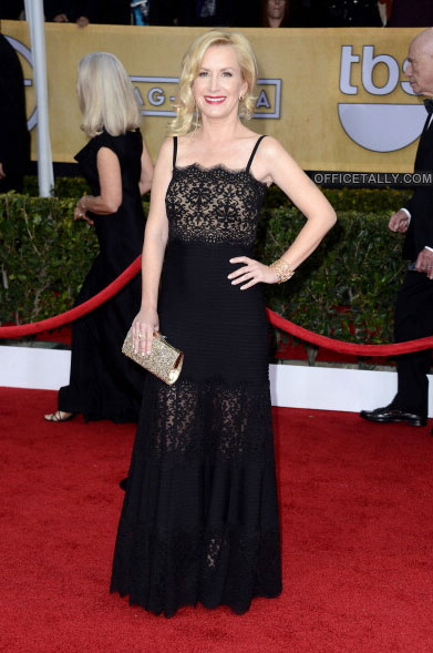 SAG Awards: Angela Kinsey