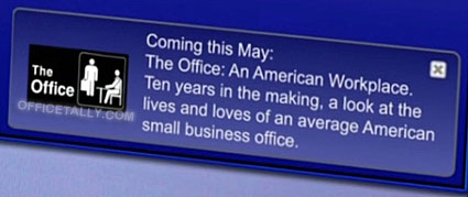 The Office: An American Workplace, Moving On