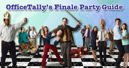 The Office Finale Party Guide by OfficeTally