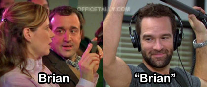 The Office: The Two Brians