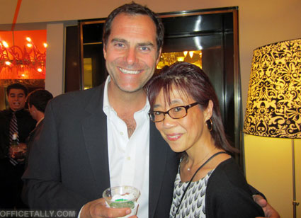 The Office Series Finale Wrap Party: Andy Buckley