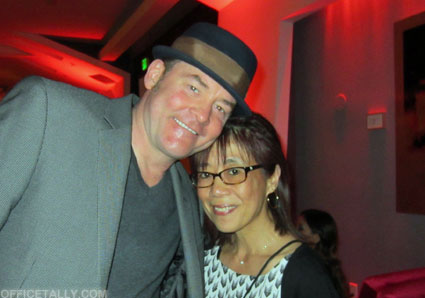The Office Series Finale Wrap Party: David Koechner