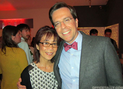 The Office Series Finale Wrap Party: Ed Helms