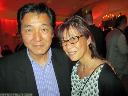 The Office Series Finale Wrap Party: Hidetoshi Imura