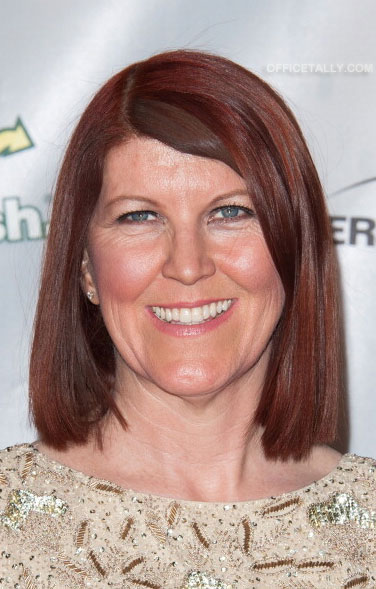 The Office Series Finale Wrap Party: Kate Flannery