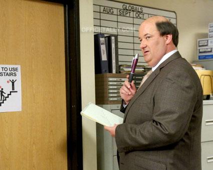 The Office: Stairmageddon
