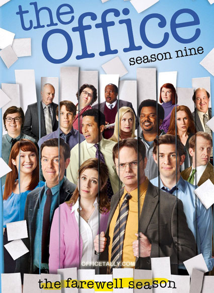 The Office Season 9 DVD