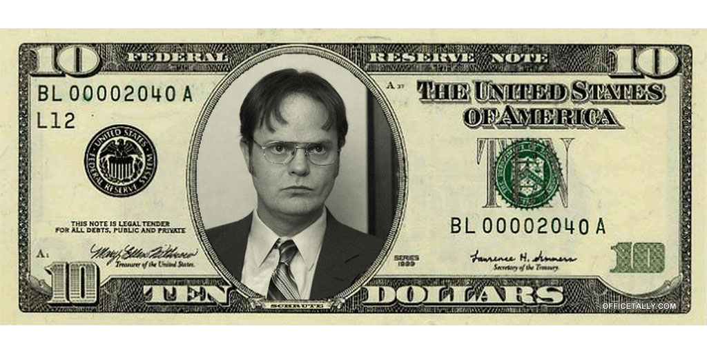 Dwight Schrute Buck