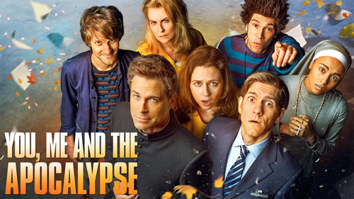 Jenna Fischer You Me And The Apocalypse