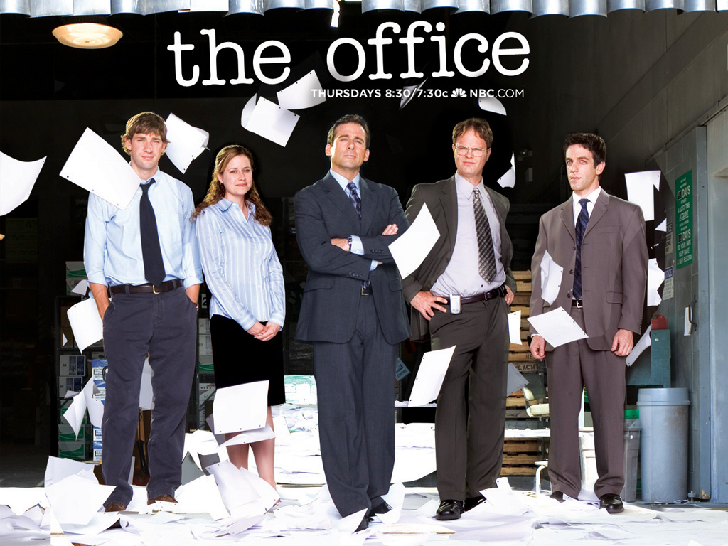 The Office Wallpapers, 2006 • OfficeTally