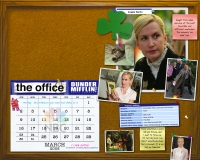 angela martin the office wallpaper