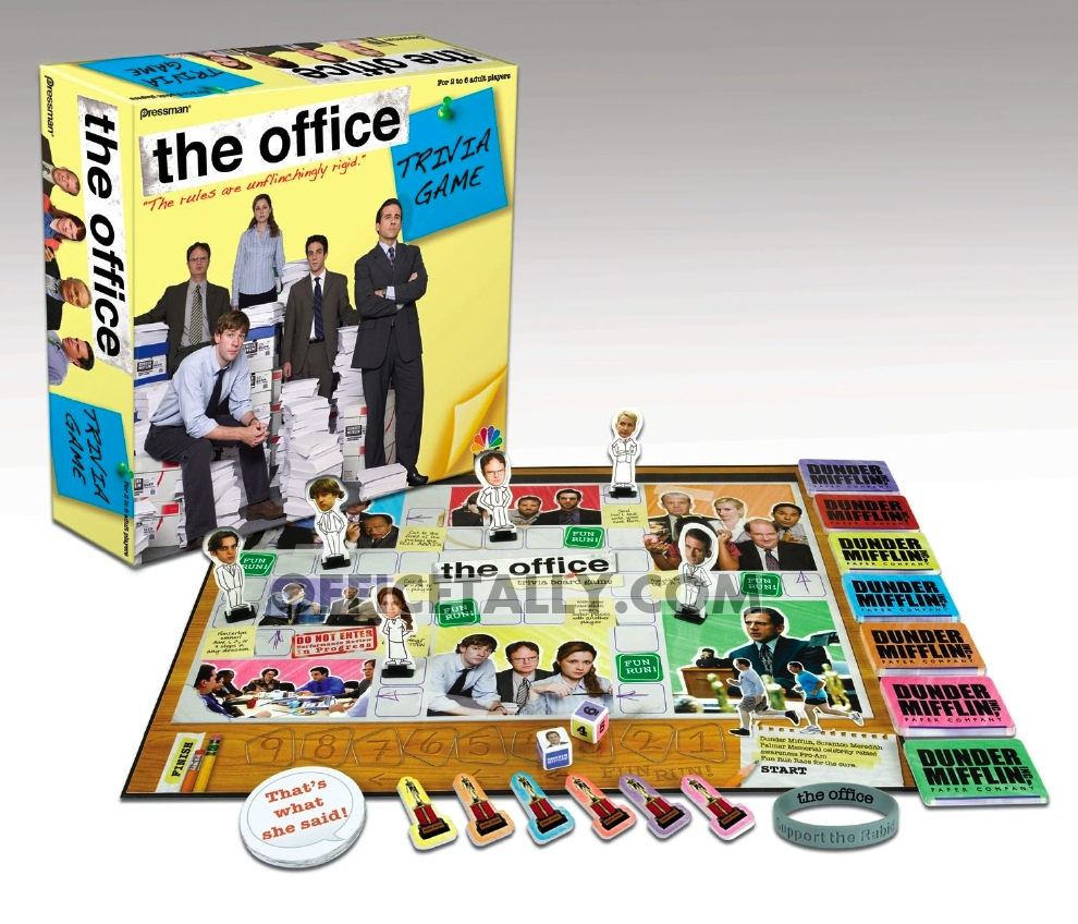 Christmas Games Office Party: The Office Trivia Game • OfficeTally