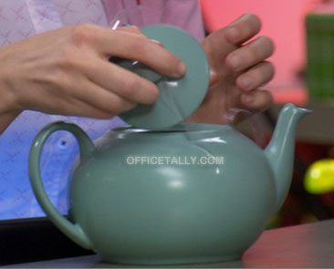 The Office teapot