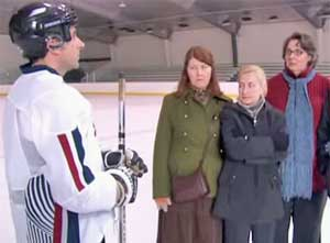 The Office Promos 2006 Olympics