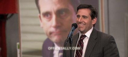 The Office Roast Michael Scott