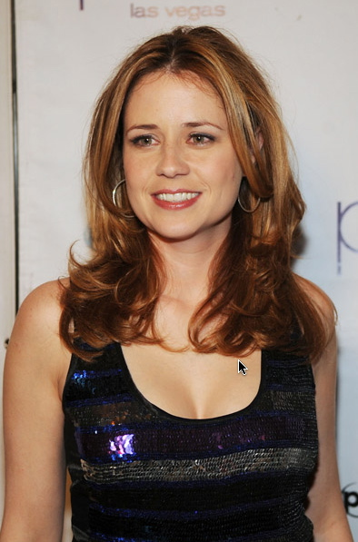 Jenna Fischer Prive party